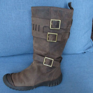 COLE HAAN NIKE AIR BOOTS ~ 6.5 ~ FALL / WINTER